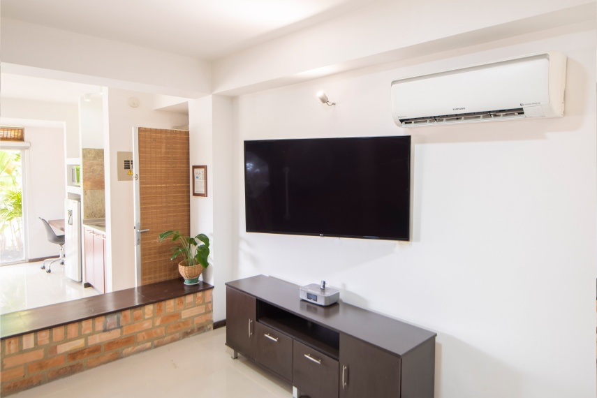 Aparta studios for rent in safe zones in Cali - Colombia. - Apartment 109