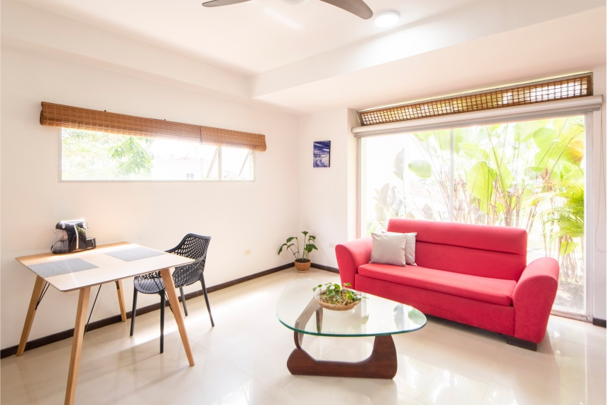 Furnished apartments in Cali - Colombia - Apartment 109