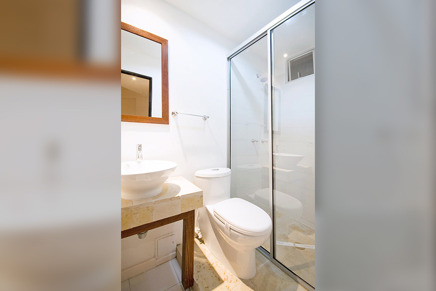 Aparta studios for rent in safe zones in Cali - Colombia. - Apartment 110