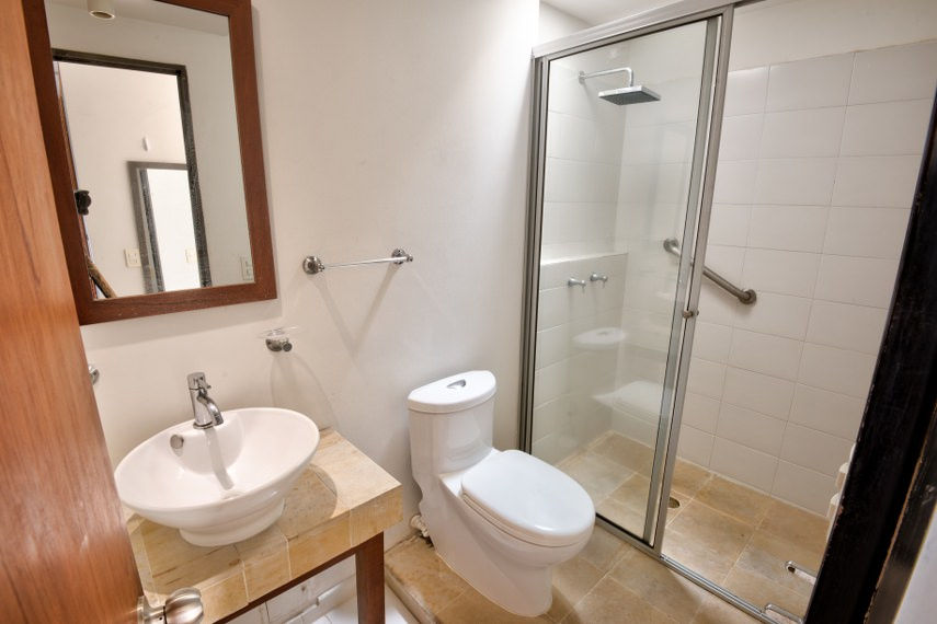 Aparta studios for rent in safe zones in Cali - Colombia. - Apartment 111