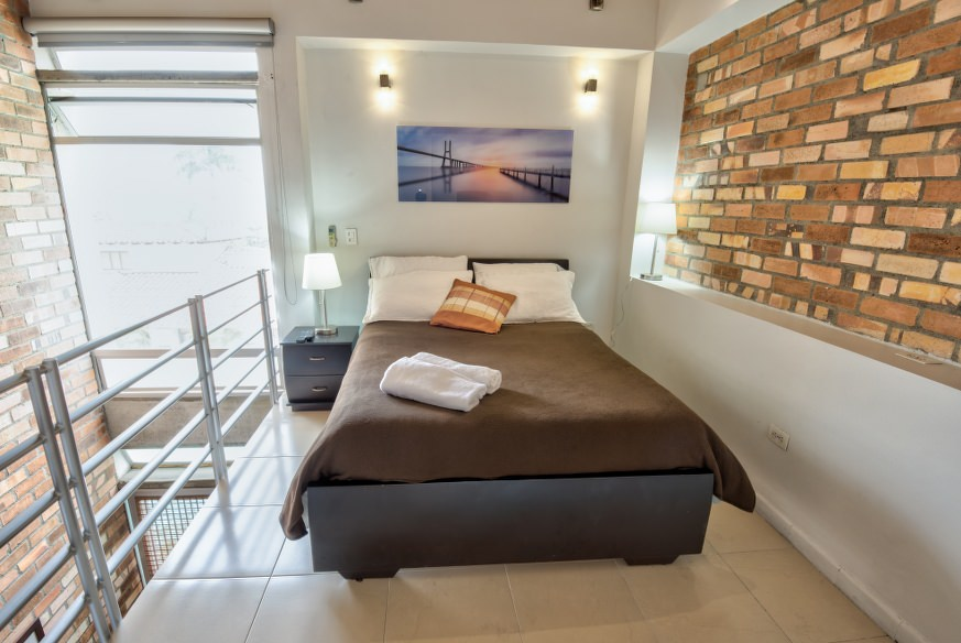 Furnished apartments in Cali - Colombia - Apartment 111
