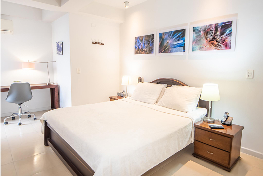 Furnished apartments in Cali - Colombia - Apartment 113