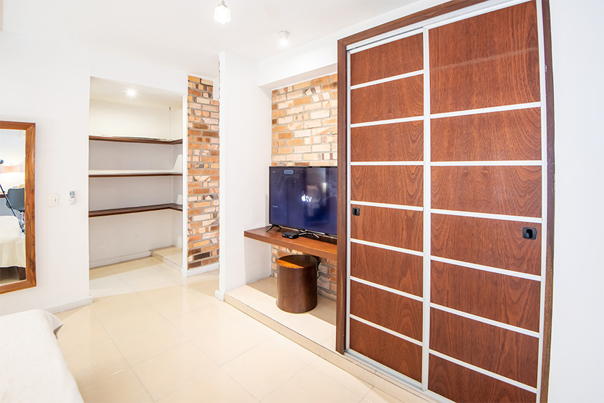Serviced apartments for business trips and long stays in Cali - Colombia. - Apartment 113