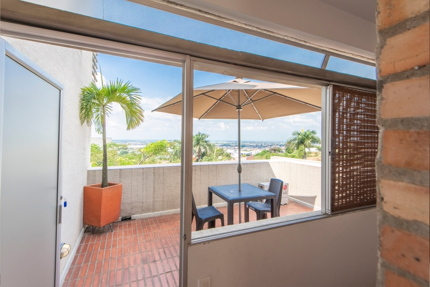 Furnished apartments in Cali - Colombia - Apartment 114