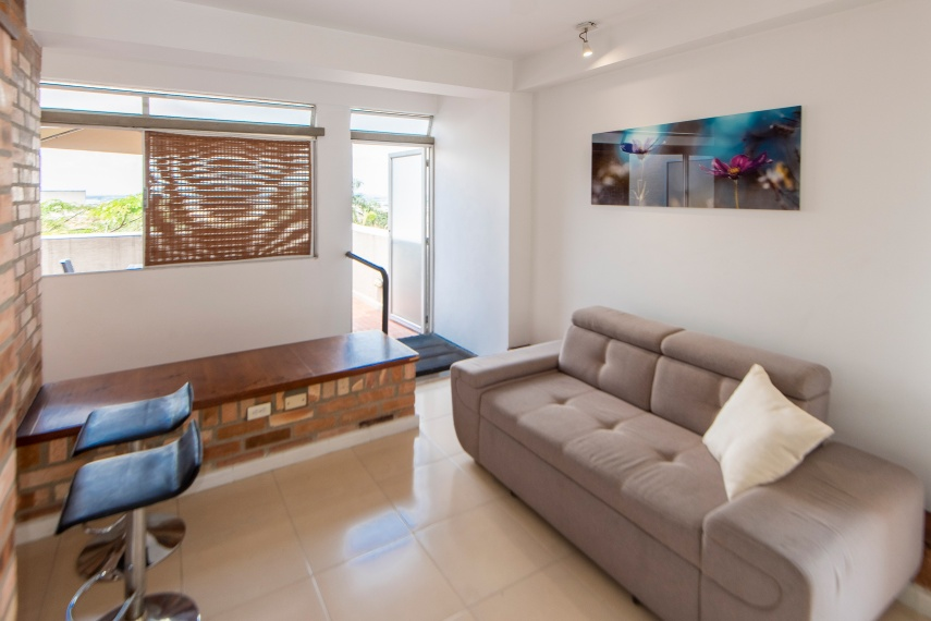 Serviced apartments for business trips and long stays in Cali - Colombia. - Apartment 114