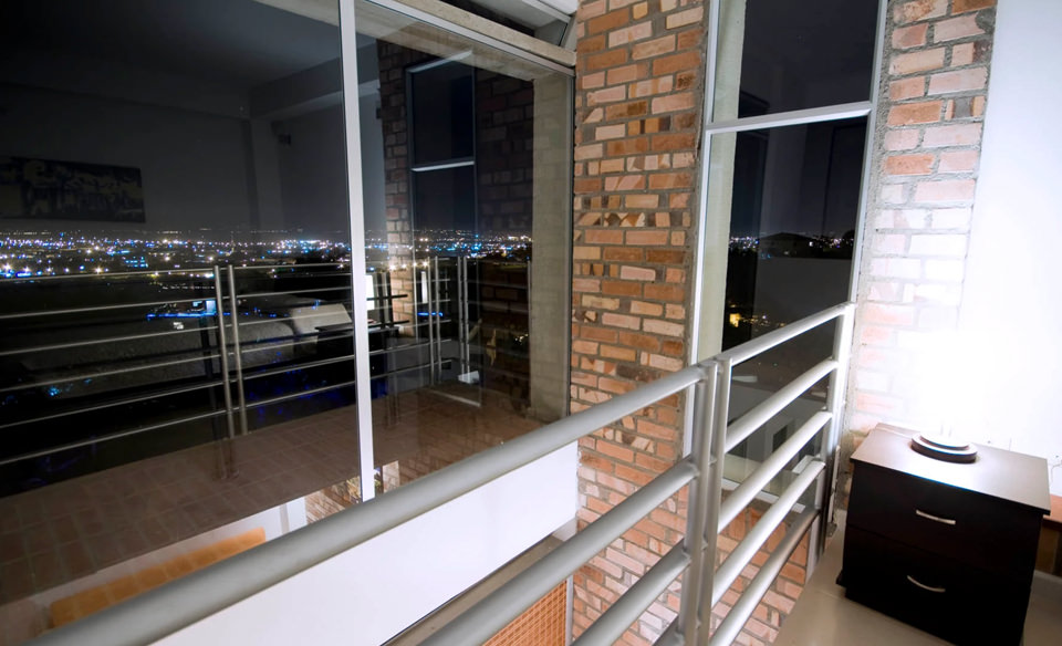 Aparta studios for rent in safe zones in Cali - Colombia. - Apartment 115