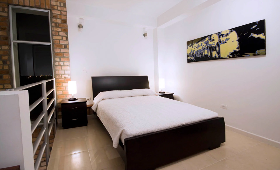 Furnished appartment with all you need in Cali - Colombia. Safe Zone - Apartment 115