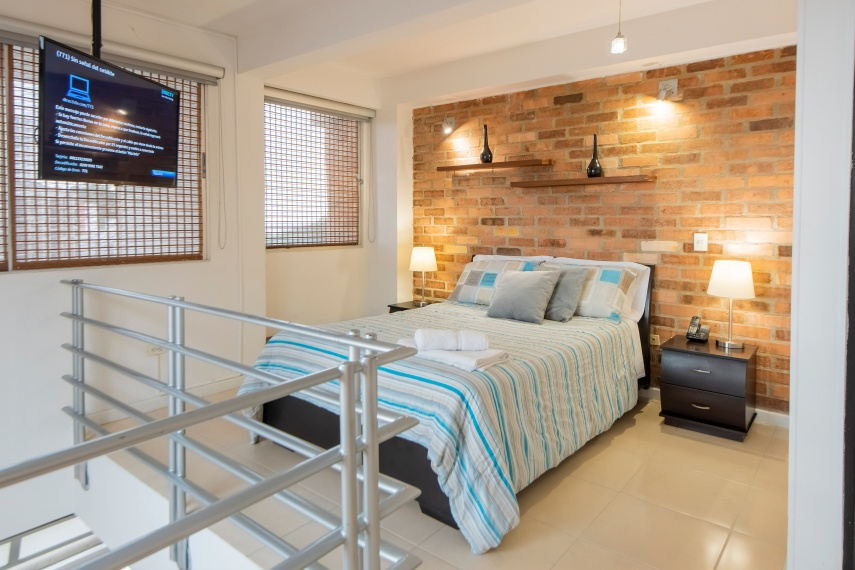 Furnished appartment with all you need in Cali - Colombia. Safe Zone - Apartment 116