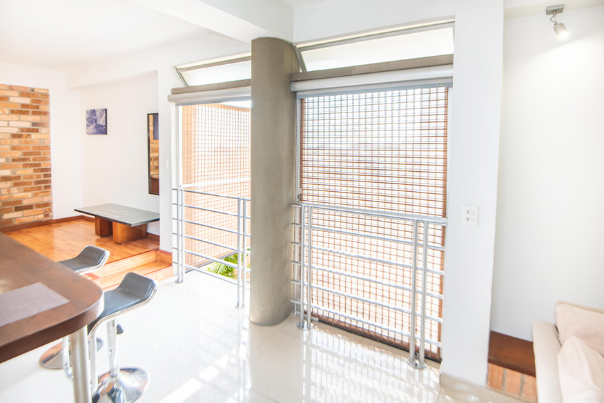 Serviced apartments for business trips and long stays in Cali - Colombia. - Apartment 117