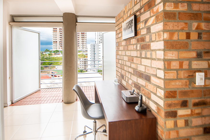 Furnished apartments in Cali - Colombia - Apartment 118