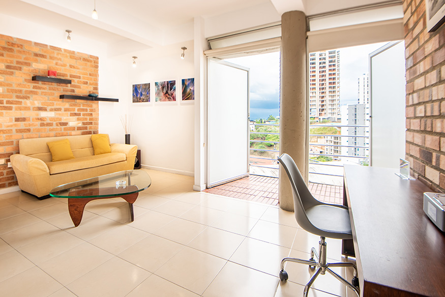Serviced apartments for business trips and long stays in Cali - Colombia. - Apartment 118