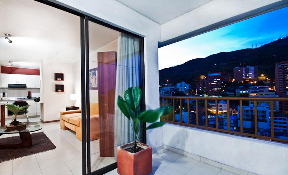 Aparta studios for rent in safe zones in Cali - Colombia. - Apartment 1202