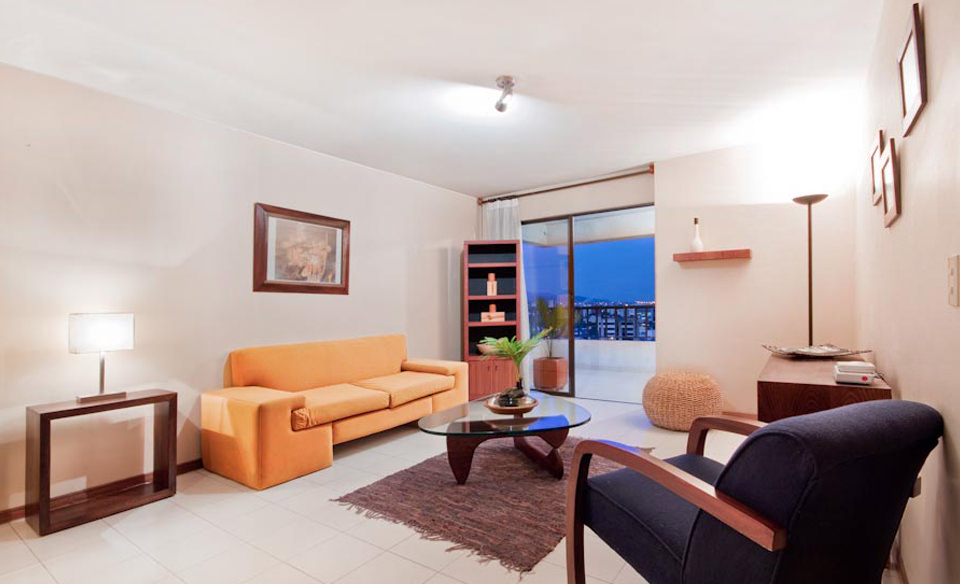 Furnished appartment with all you need in Cali - Colombia. Safe Zone - Apartment 1202