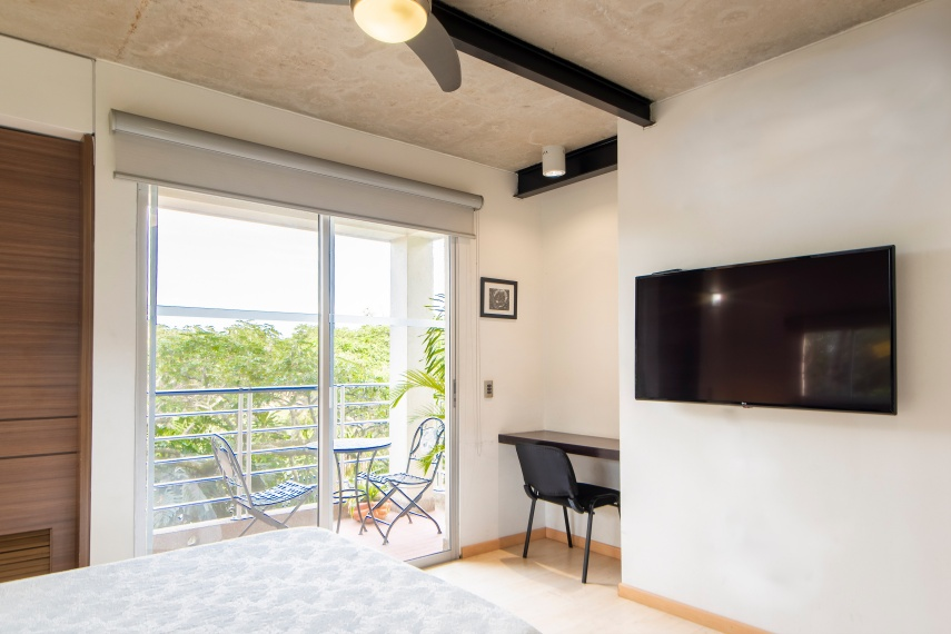 Aparta studios for rent in safe zones in Cali - Colombia. - Apartment 123