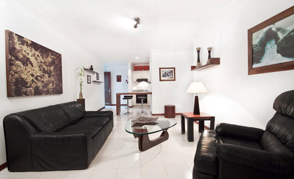 Furnished apartments in Cali - Colombia - Apartment 1604