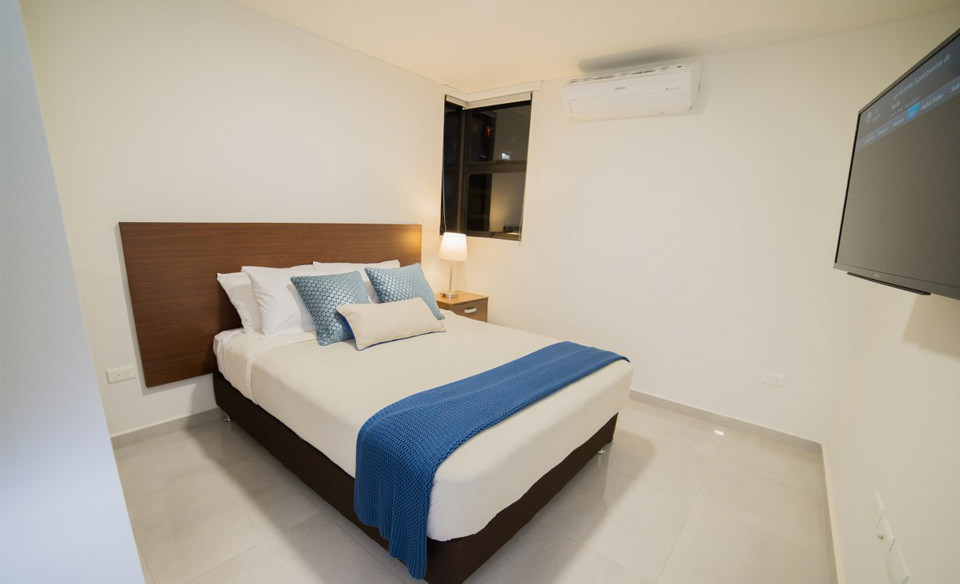 Furnished apartments in Cali - Colombia - Apartment 201