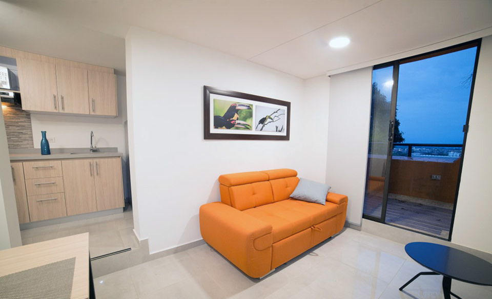 New and fully renovated apartments in the north of Cali - Colombia - Apartment 201