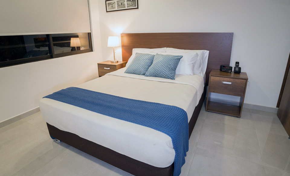 Furnished apartments in Cali - Colombia - Apartment 202
