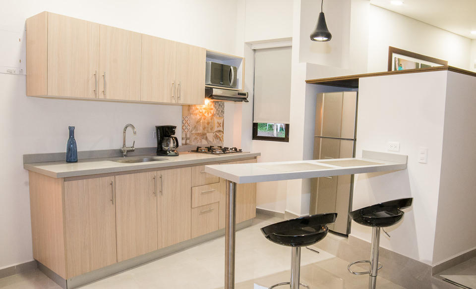 Serviced apartments for business trips and long stays in Cali - Colombia. - Apartment 205