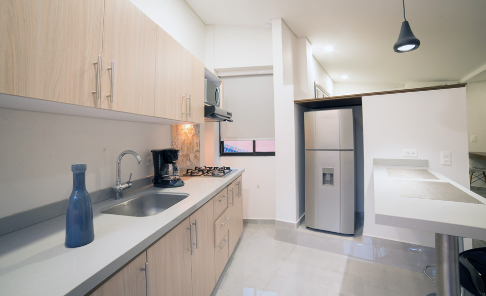 New and fully renovated apartments in the north of Cali - Colombia - Apartment 205