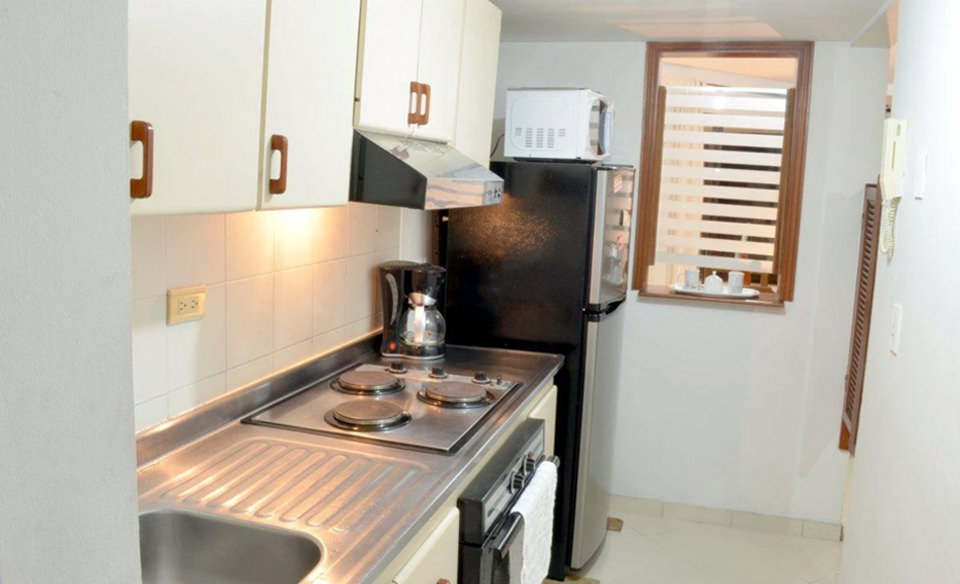 Aparta studios for rent in safe zones in Cali - Colombia. - Apartment 509