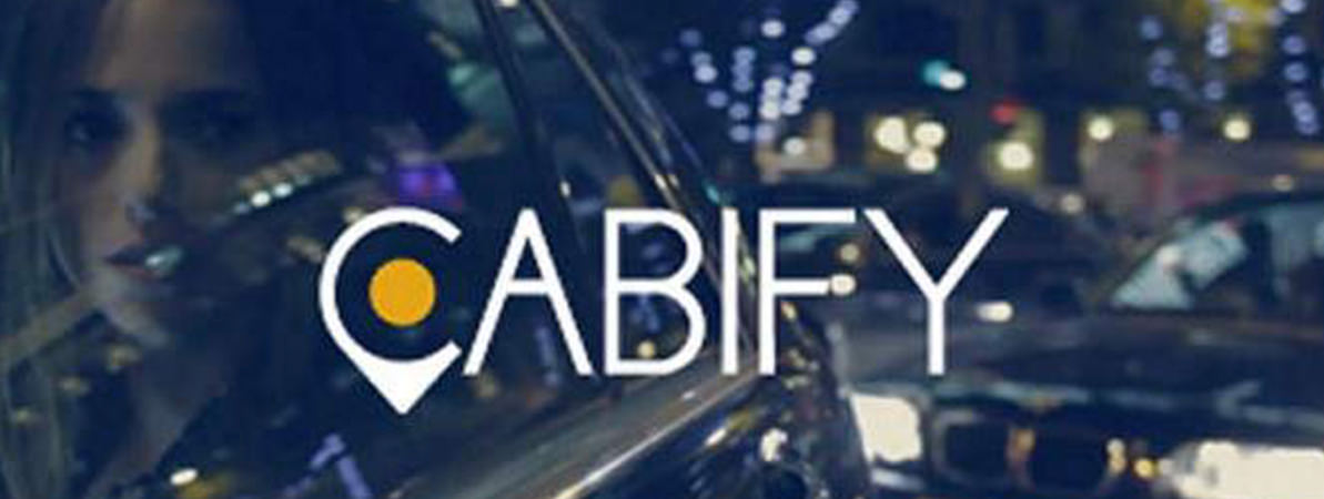 You can use Cabify to go to and from our furnished apartments in Cali