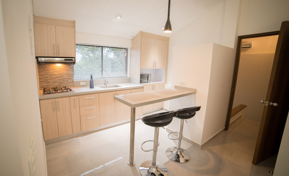 Serviced apartments in Cali - Colombia. The best prices available.